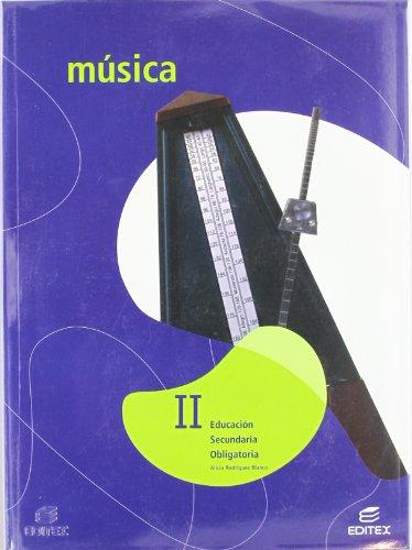 Música II (Secundaria) - 9788497714730