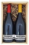 Petra Mora - Cesta de regalo gourmet: Vinos Ribeira Sacra
