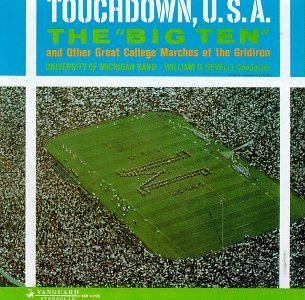 Touchdown U.S.a. (Michigan Band)