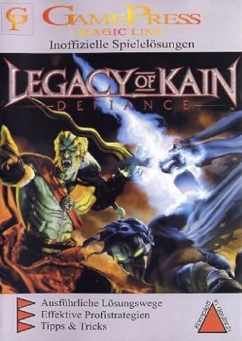 Legacy of Kain - Defiance Lösungsheft