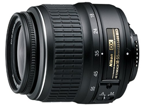 Best Saving for Nikon AF-S DX Zoom-Nikkor 18-55mm 1:3.5-5.6G ED II Lens Black Discount