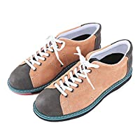 Men Bowling Shoes Lightweight Breathable Fashion Trainers Non-Slip Multifunction Running Walking Gym Sport Sneakers,40