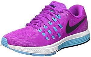 Nike Women's Wmns Air Zoom Vomero 11 Gymnastics Shoes, Viola (Hypr Vlt/Blk/Gmm Bl/Urbn Llc), 6