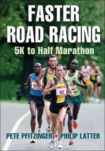 Faster Road Racing: 5K to Half Marathon by Pete Pfitzinger (2014-11-24)