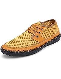 Desconocido LIEBE721 Ocasional de Los Zapatos de La Moda ATA Los Zapatos Populares del Ocio de Los Hombres