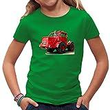 Traktoren Kinder T-Shirt - Traktor Kirowez K-700 by Im-Shirt - Kelly Green Kinder 12-14 Jahre
