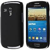 deinphone Coque rigide pour Samsung Galaxy S3Mini Case Noir