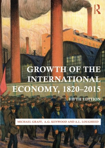 Growth of the International Economy, 1820-2015