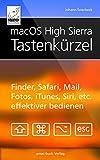 macOS High Sierra Tastenkürzel: Siri, Finder, Safari, Mail, Fotos, iTunes etc. effektiver bedienen