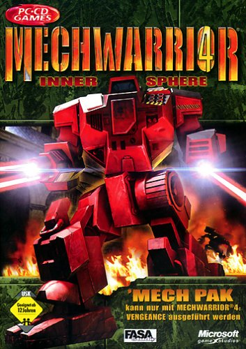 MechWarrior 4: Inner Sphere Mech Pack