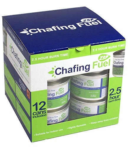 Zodiac Chafer Gel Ethanol Kraftstoff 2 1/2 Stunden Single (Gel-kraftstoff)