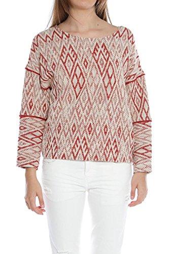 BASH - Sweat-shirt - Femme Multicolore