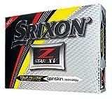 Srixon Z Star XV Bolas 4 Capas De Golf, Unisex Adulto, Amarillo, M