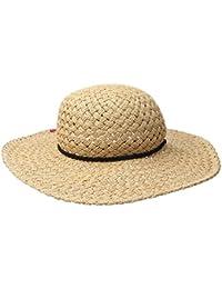 Volcom para Mujer Sombrero Head Trip Flop Tiene Beige Bronce Talla Talla  Media Grande fdd4d73fcd2