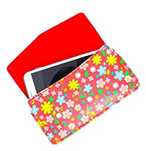 DooDa PU Leather Case Cover With Magnetic Closure For Spice Stellar 526