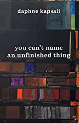 you can't name an unfinished thing