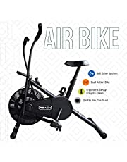 Reach AB-100 Air Bike Exercise Cycle with Moving Handles