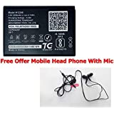 Brand New OEM Replacement H12348 Battery For Reliance Jio WiFi 4G Router Jiofi 2 M2s (Free Offer Head Phone With Mic) Original Quality Product Sold By TOS