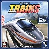 Pegasus Spiele 51055G - Trains - Die Bahn kommt! Brettspiele