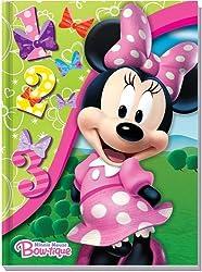 Disney Minnie Bow Diary