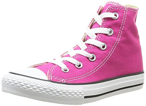 Converse Chuck Taylor All Star 15852, Unisex - Kinder Sneakers, Pink (13 ROSE COSMOS), EU 32