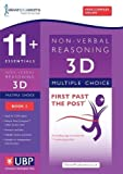 11 + 3D NON-VERBAL REASONING - BOOK 2
