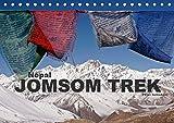 Nepal - Jomsom Trek (Tischkalender 2019 DIN A5 quer): Eine der schönsten und vielseitigsten Regionen im Himalaya Nepals fotografiert vom ... (Monatskalender, 14 Seiten ) (CALVENDO Orte)