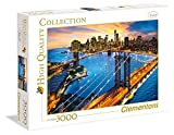 Clementoni - 33546 - High Quality Collection Puzzle - New York - 3000Pièces - Version Allemande