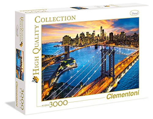 Clementoni - 33546 - High Quality Collection Puzzle - New York -...
