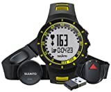 Suunto Sportuhr Quest GPS Pack, Yellow, One size, SS018716000