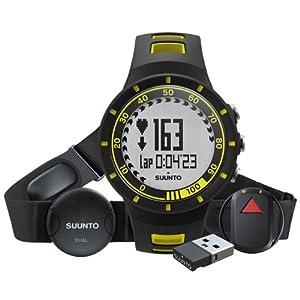 Suunto Sportuhr Quest GPS Pack – GPS de Running