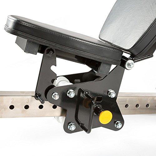 Kraftstation MegaTec Lever Arm Multipresse Bild 6*