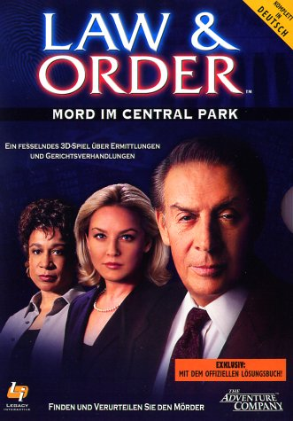 Law and Order: Mord im Central Park
