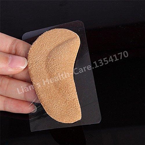 vultera (TM) Bambini Soletta in gel di silicone per evitare Genu Varum e Piedone plantillas para los pies o/X PIEDINI PER SCARPE per bambini Ortesis Pies