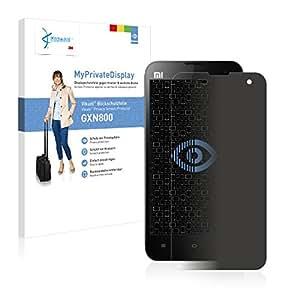 Vikuiti Film de protection confidentiel GXN800 de 3M adapté pour Xiaomi Mi 2S