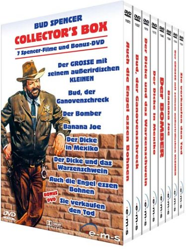 Ascot Elite Home Entertainment Bud Spencer Collector's Box (8 DVDs)