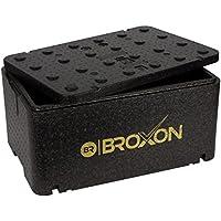 Styroporboxen in verschiedenen größen. 2 bis 88 Liter L-XXL Isolierbox Thermobox Kühlbox Warmhaltebox Weiß und Schwarz in Profiqualität, Art der Box:Pro-GN 46.4L 60.0x40.0x29.6cm