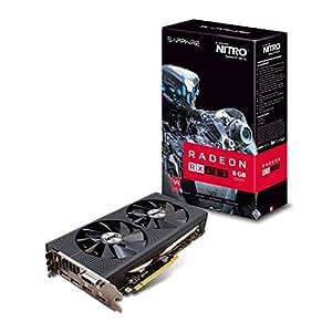 Sapphire 11260-07-20G RX480 Scheda grafica 8 GB, colore: nero