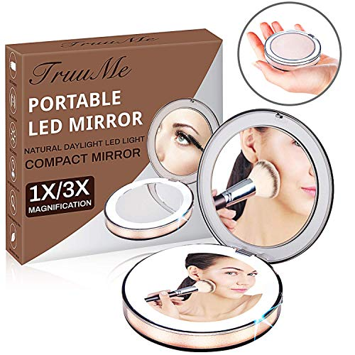 Taschenspiegel, Mini-Spiegel, Kosmetikspiegel, SpiegelÂ… | 06910624057974