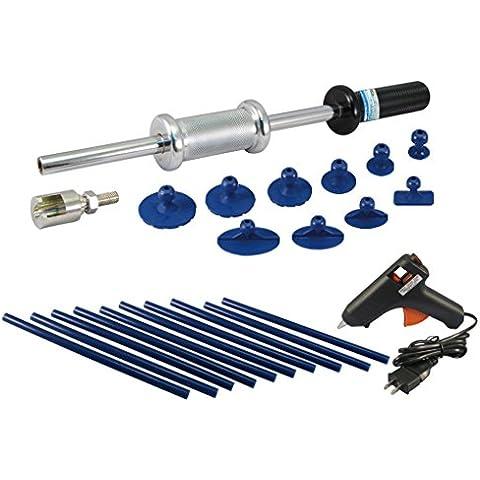 Fit tools manuale di riparazione carrozzeria auto Dent Puller E Bastoncini Di Colla Per Metallo