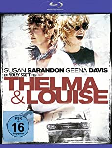 Thelma & Louise [Blu-ray]