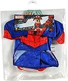 Rubis officielle Pet Costume pour chien, Spider Man, petit