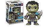 Marvel Funko Thor : Ragnarok - Hulk - Figurine en Vinyle Bobble-Head