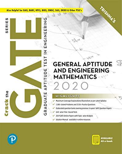 GATE General Aptitude & Engineering Mathematics  | GATE 2020 | By Pearson
