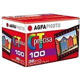 5x Agfa Agfaphoto CT Precisa 100135–36Dia Film Petit Écran Bundle MHD 05/2018