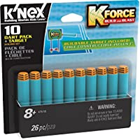 Best price for Boys, Child, Kids, Boy, Children - New for 2015 K Force 10 Dart Pack & Target - Customise Set - Present, Gift, Idea For Christmas, Xmas, Stocking Filler, Fun Games & Toys Age 8+ from radiocontrollers.eu