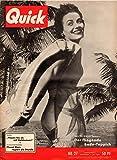 Quick Nr. 27 Jahrgang 7 04.07.1954 Der fliegende Bade-Teppich