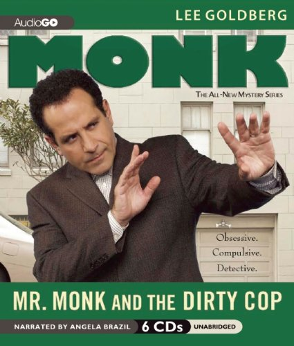 Mr. Monk and the Dirty Cop Cover Image