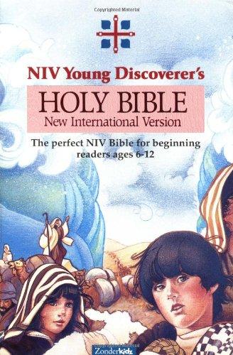 Holy Bible New International Version (Pink 81270) (Pink Bibel Für Kinder)