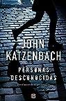 Personas desconocidas par Katzenbach